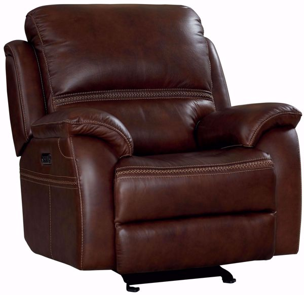 Picture of BASSETT CLUB LEVEL WILLIAMS POWER RECLINER