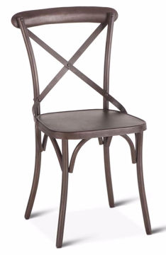 Picture of HOBBS METAL DINING CHAIR