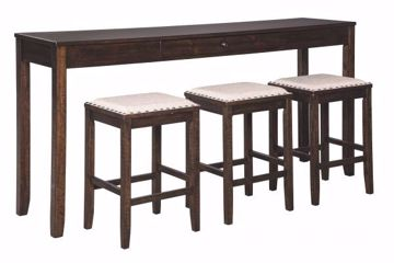Picture of ROKANE CONSOLE TABLE SET