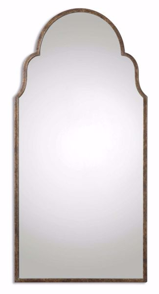 Picture of BRAYDEN TALL ARCH MIRROR