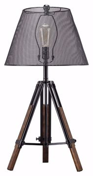 Picture of LEOLYN METAL TABLE LAMP