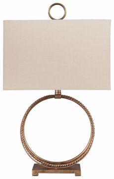Picture of MAHALA METAL TABLE LAMP