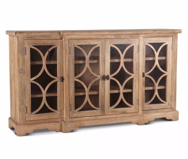 Picture of SAN RAFAEL GLASS CABINET