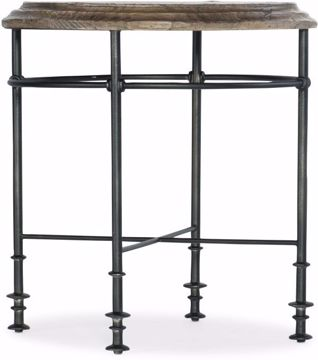 Picture of FAISON ROUND END TABLE