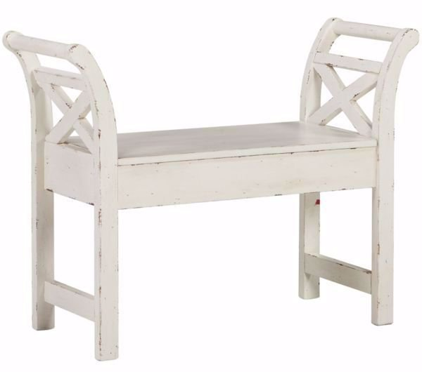 Picture of HERON RIDGE ACCENT BENCH
