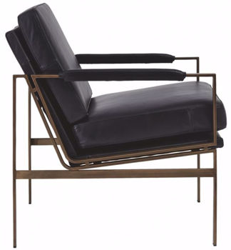Picture of PUCKMAN ACCENT CHAIR