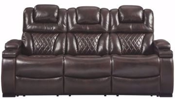 Picture of WARNERTON POWER SOFA