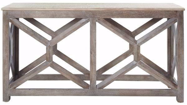 Picture of LANZBURG CONSOLE TABLE