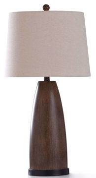 Picture of BATLEY BRONZE TABLE LAMP