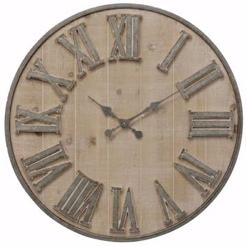 Picture of TIMELESS NUMERALS WALL CLOCK