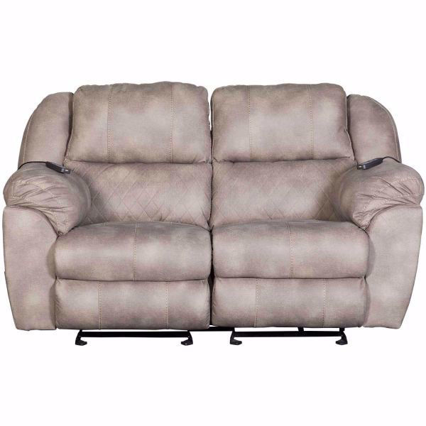 Picture of FLYNN POWER ROCKING LOVESEAT