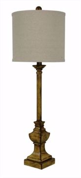 Picture of WOODY BUFFET LAMP