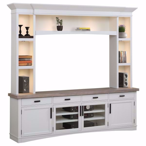Picture of AMERICANA MODERN COMPLETE WALL UNIT