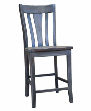 Picture of BASSETT COUNTER STOOL