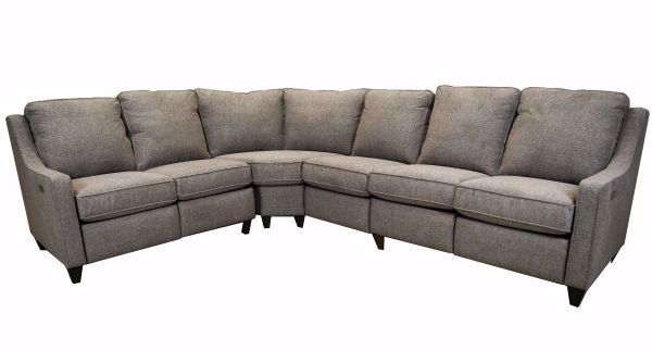 Picture of BASSETT MAGNIFICENT MOTION SECTIONAL
