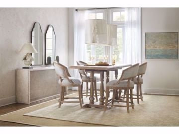 Picture of BOHEME TABLE & COUNTER STOOLS