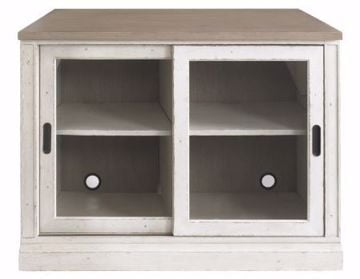 Picture of BASSETT BELLA COMPLETE LIBRARY BOOKCASE