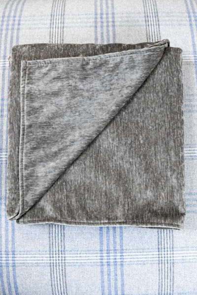Picture of BROOKLYN GREY 50 X 70 THROW