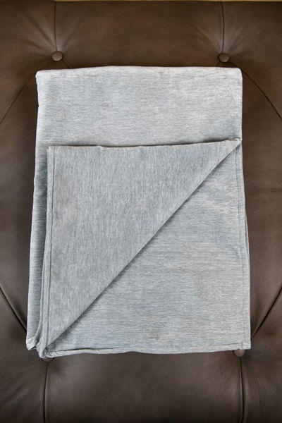 Picture of BROOKLYN MIST 50 X 70 THROW