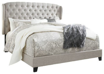Picture of JERARY UPHOLSTERED QUEEN BED