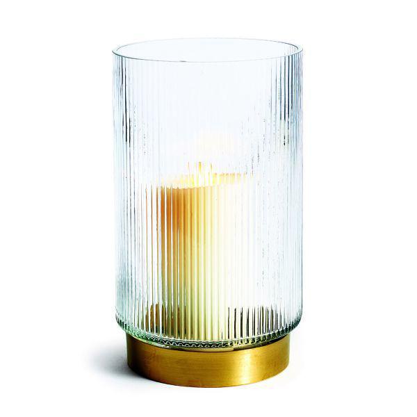 "Picture of JASPER GLASS HURRICANE 10"""