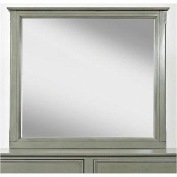 Picture of AVIGNON GREY MIRROR