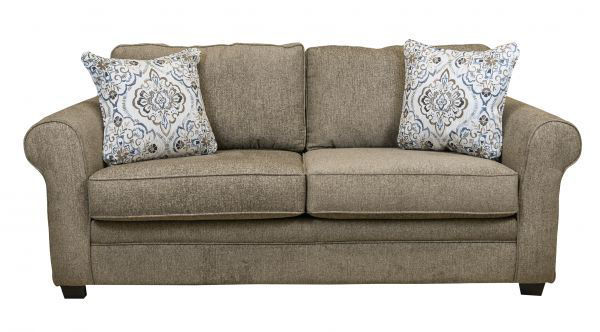 Picture of ANDERS MOCHA GLENVILLE FULL SLEEPER SOFA