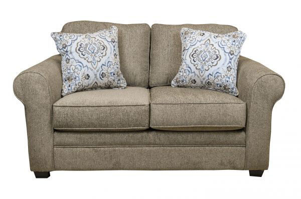 Picture of ANDERS MOCHA GLENVILLE TWIN SLEEPER SOFA