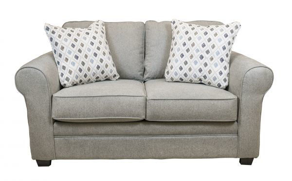 Picture of POPSTITCH PEBBLE TABBOULEH TWIN SLEEPER SOFA