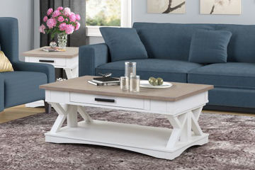Picture of AMERICANA MODERN COCKTAIL TABLE