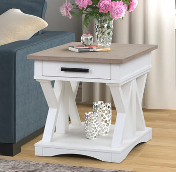 Picture of AMERICANA MODERN END TABLE