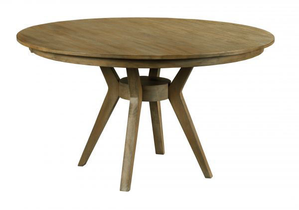 """Picture of NOOK BRUSHED OAK 44"""" ROUND TABLE"""