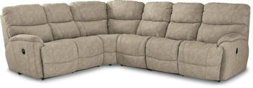 Picture of LA-Z-BOY TROUPER RECLINING SECTIONAL
