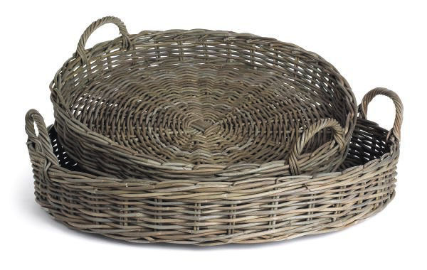 Picture of NORMANDY LOW ROUND BASKET SET