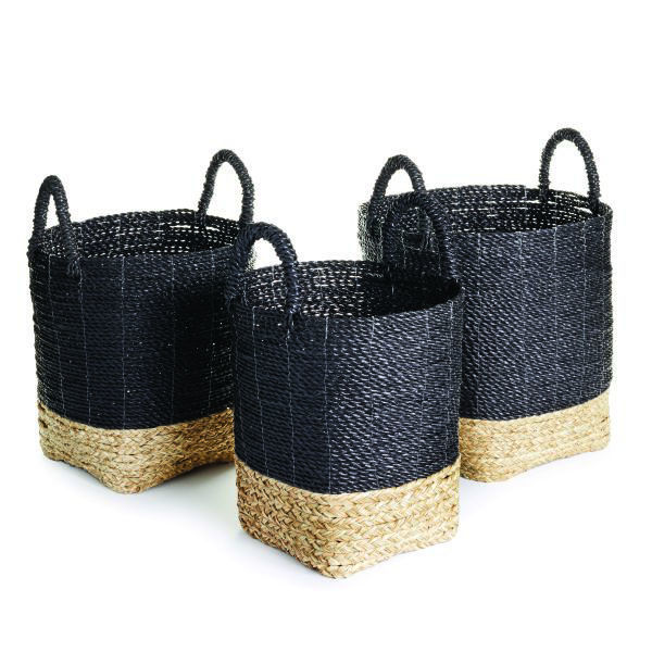 Picture of MADURA MARKET BASKETS SET OF 3