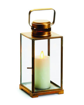 Picture of PIERRE LANTERN 8.25""