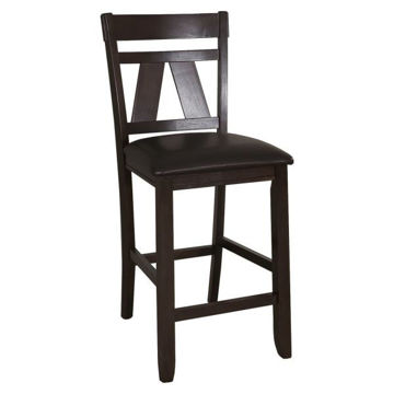 Picture of SPLAT BACK COUNTER STOOL