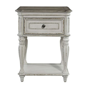 Picture of MAGNOLIA MANOR LEG NIGHTSTAND