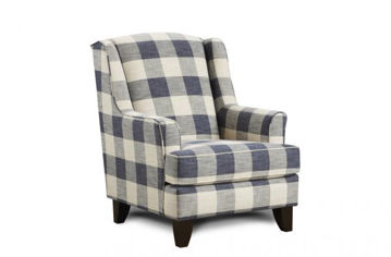 Picture of YUCATAN ACCENT CHAIR