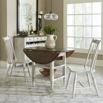 Picture of OAK HILL TABLE & CHAIRS