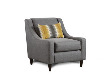 Picture of MAXWELL GRAY CHAIR