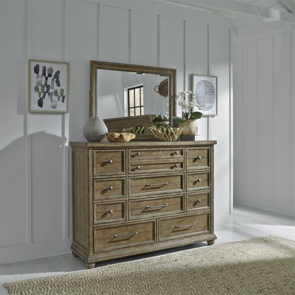 Picture of HARVEST HOME DRESSER & MIRROR