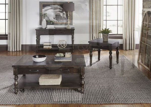 Picture of CATAWBA HILLS COCKTAIL & END TABLE
