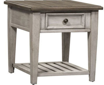 Picture of HEARTLAND END TABLE