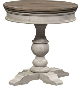 Picture of HEARTLAND CHAIRSIDE TABLE