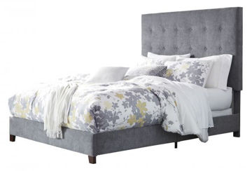 Picture of DOLANTE UPHOLSTERED QUEEN BED