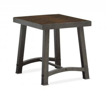 Picture of BRANSON END TABLE