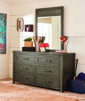 Picture of BUNKHOUSE DRAWER DRESSER