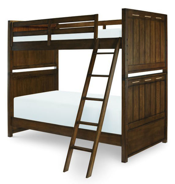 Picture of LAKEHOUSE TWIN OVER TWIN BUNK