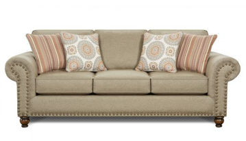 Picture of TURINO SISAL SOFA